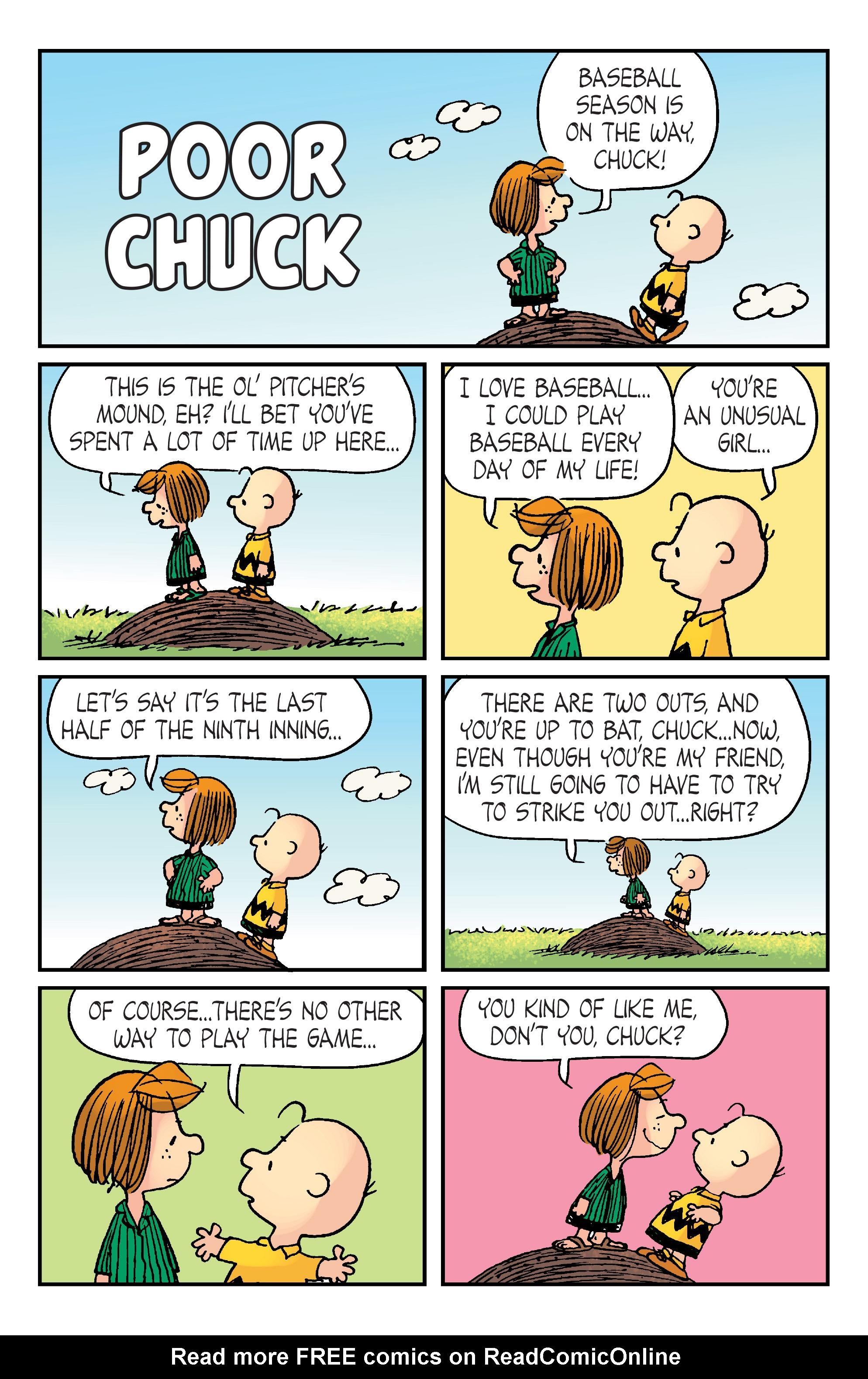 Read online Peanuts (2012) comic -  Issue #20 - 9