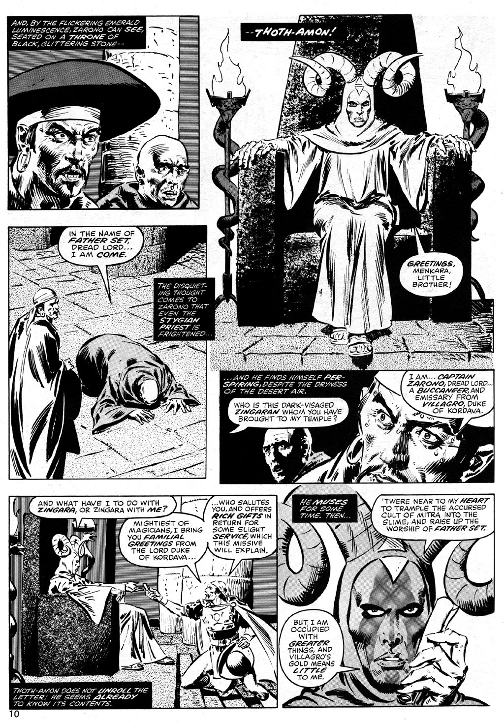 The Savage Sword Of Conan Issue #41 #42 - English 10