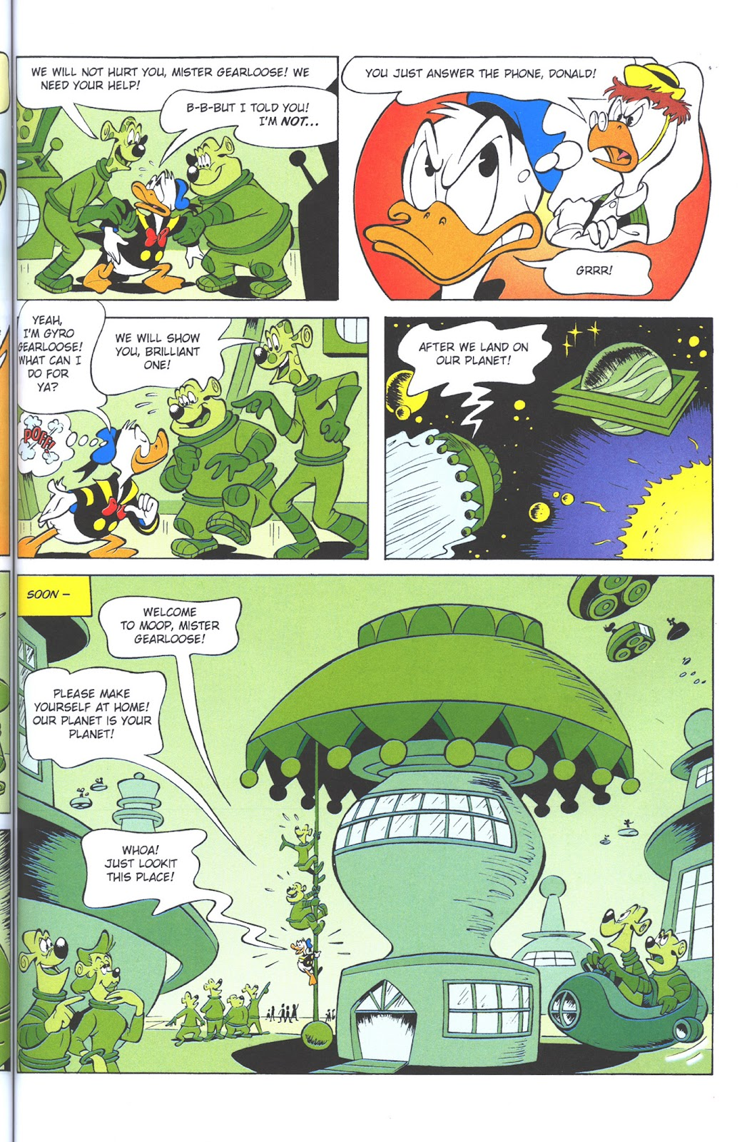 Uncle Scrooge (1953) Issue #368 #368 - English 47