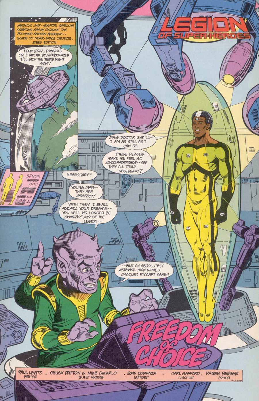 Tales of the Legion Issue #344 #31 - English 21