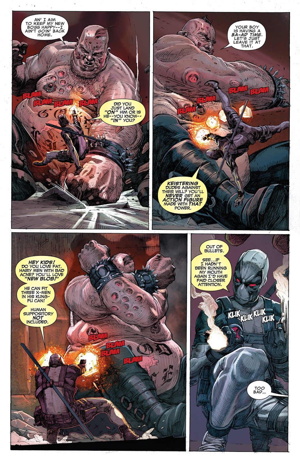 Uncanny X-Force (2010) Issue #16 #17 - English 8