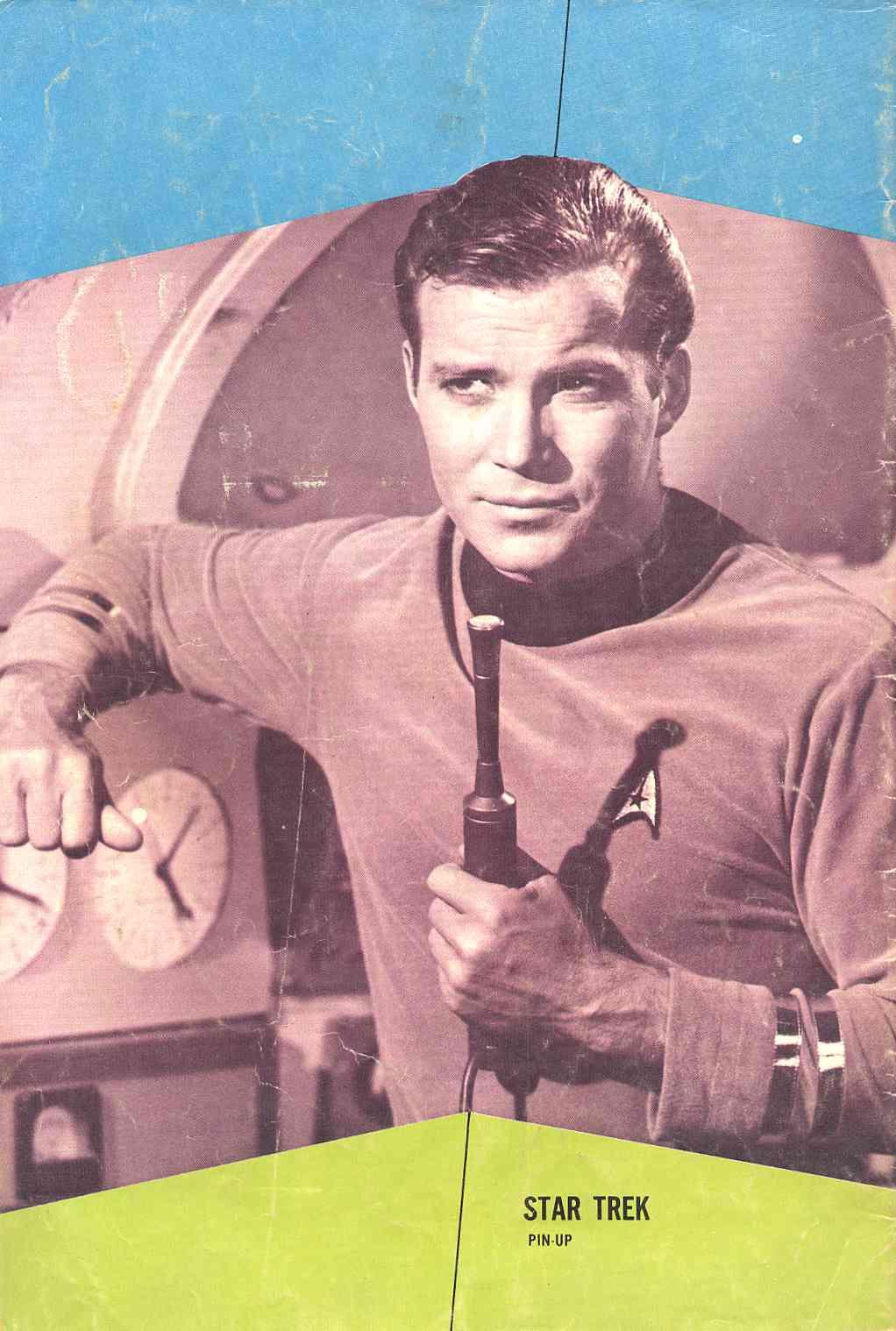 Star Trek (1967) Issue #1 #1 - English 30