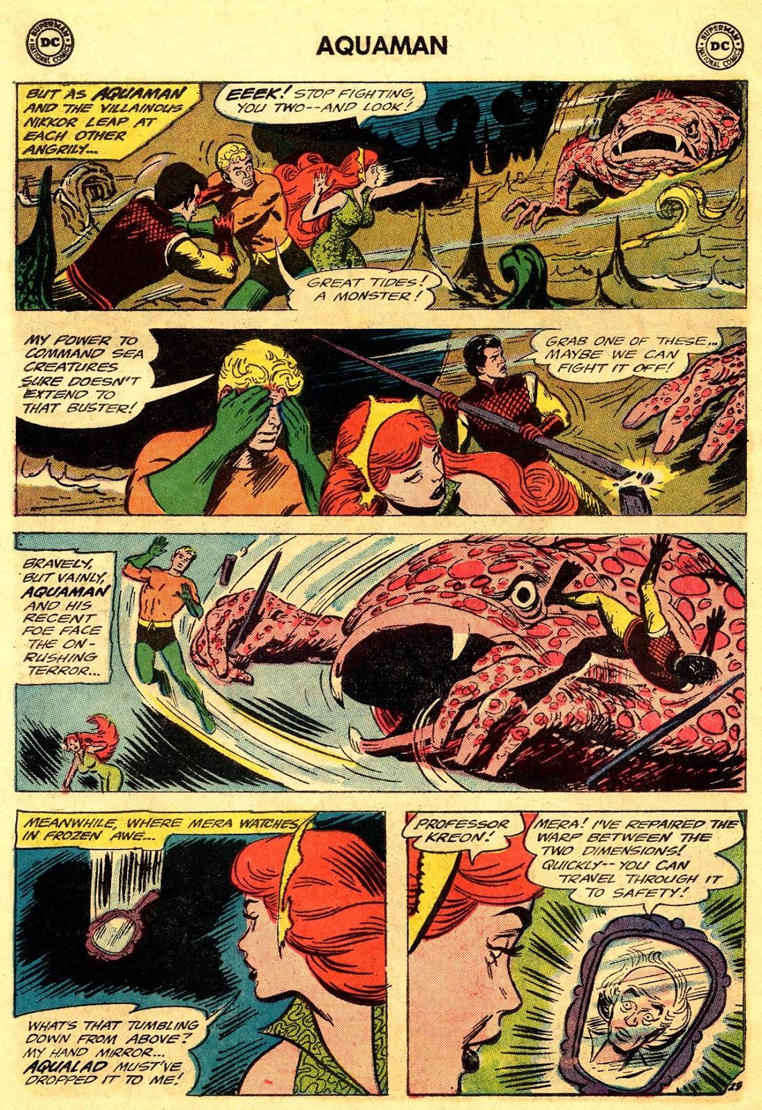 Aquaman (1962) Issue #19 #19 - English 30
