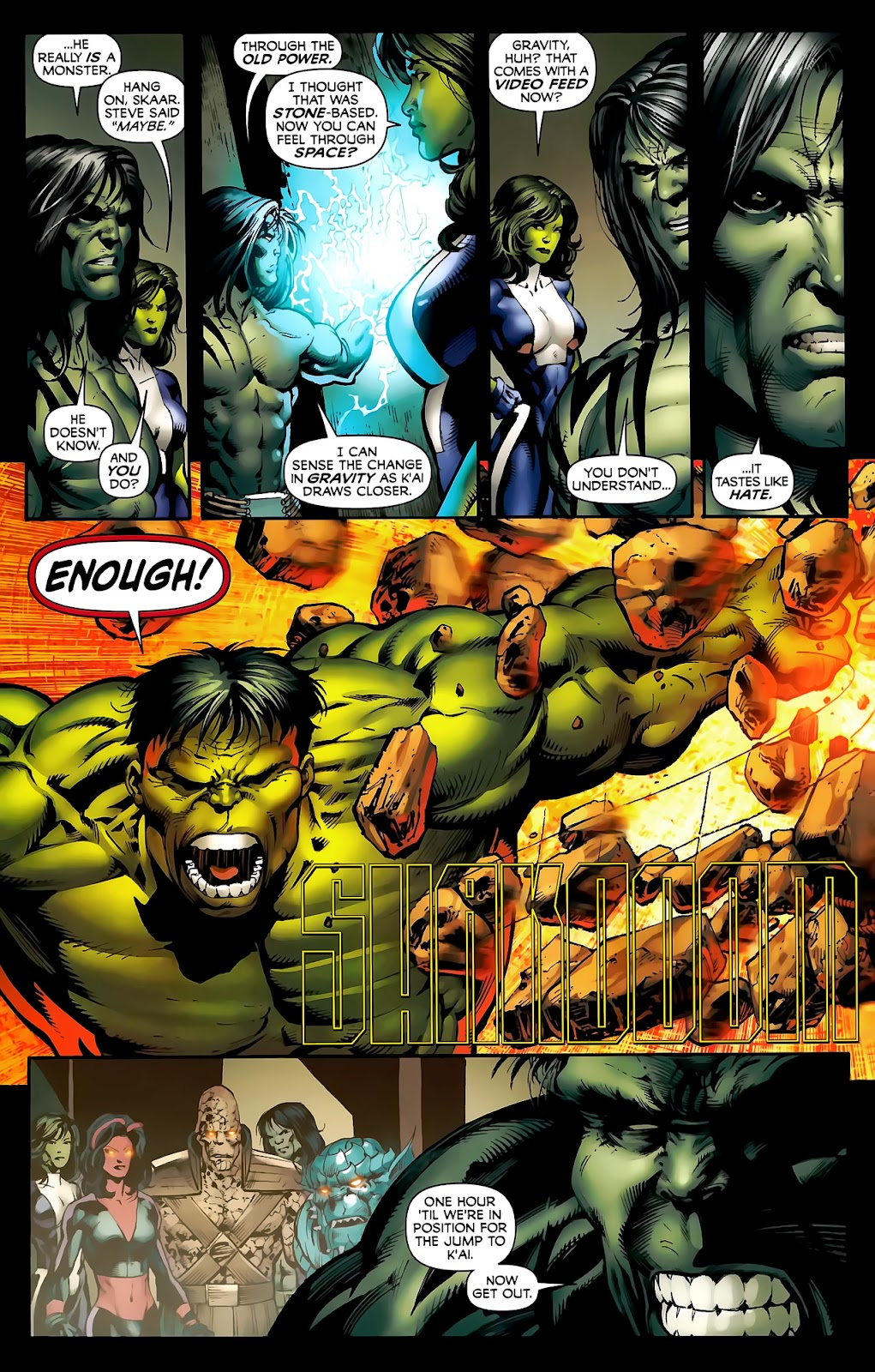 Incredible Hulks (2010) Issue #615 #5 - English 6