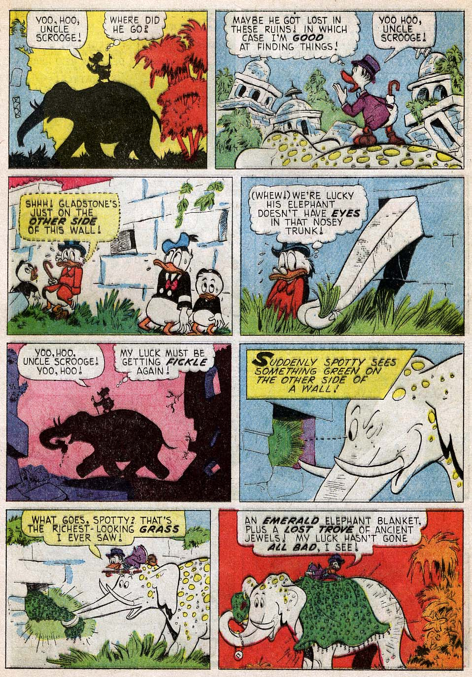 Uncle Scrooge (1953) Issue #54 #54 - English 20