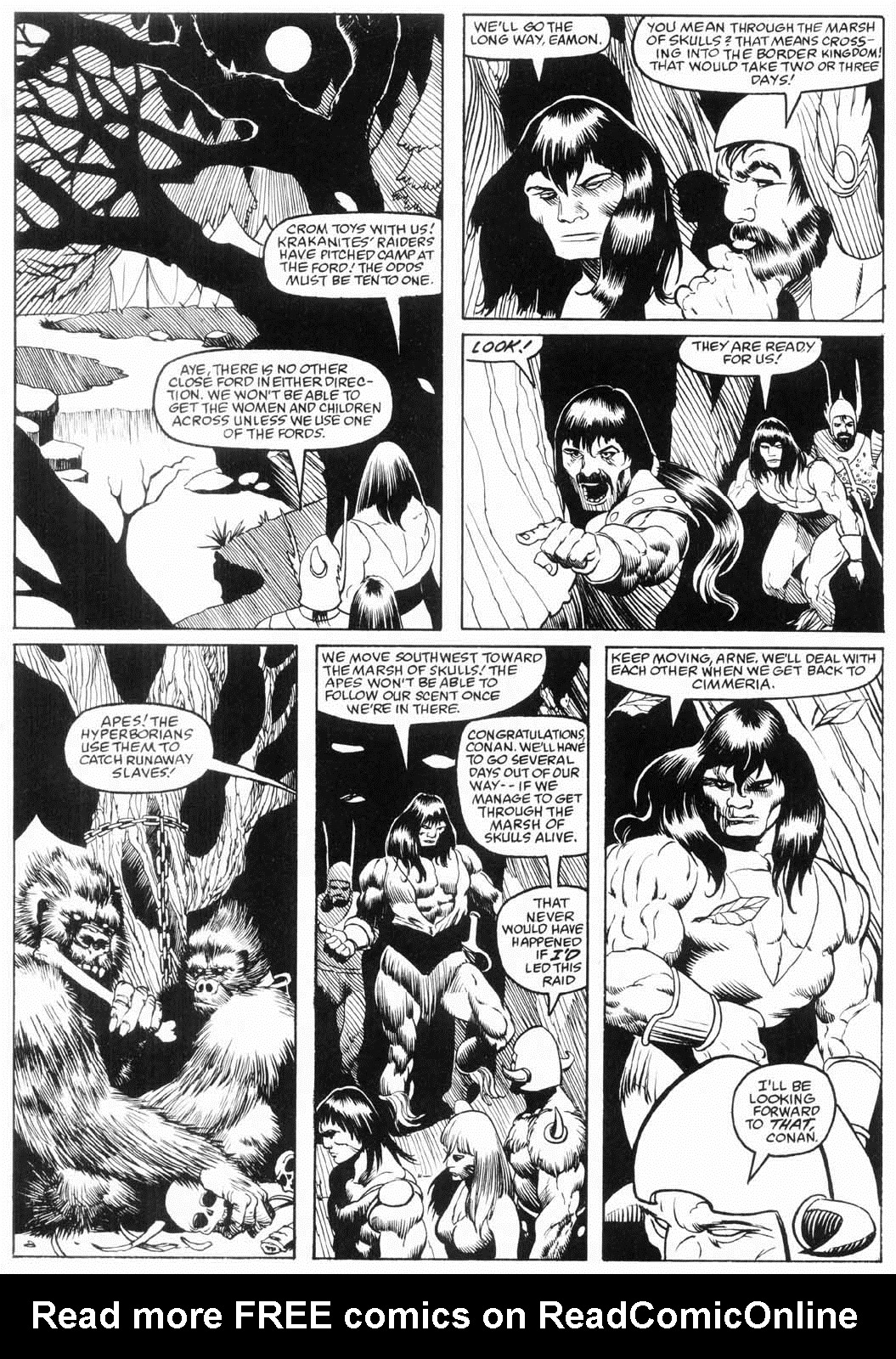 The Savage Sword Of Conan Issue #157 #158 - English 17