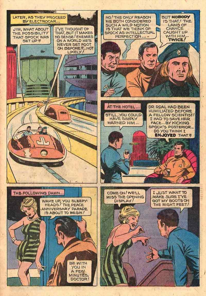 Star Trek (1967) #59 #59 - English 17