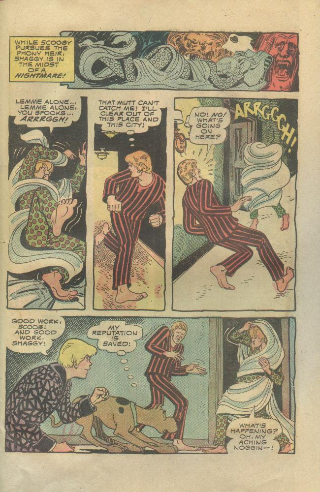 Read online Scooby-Doo... Mystery Comics comic -  Issue #27 - 24