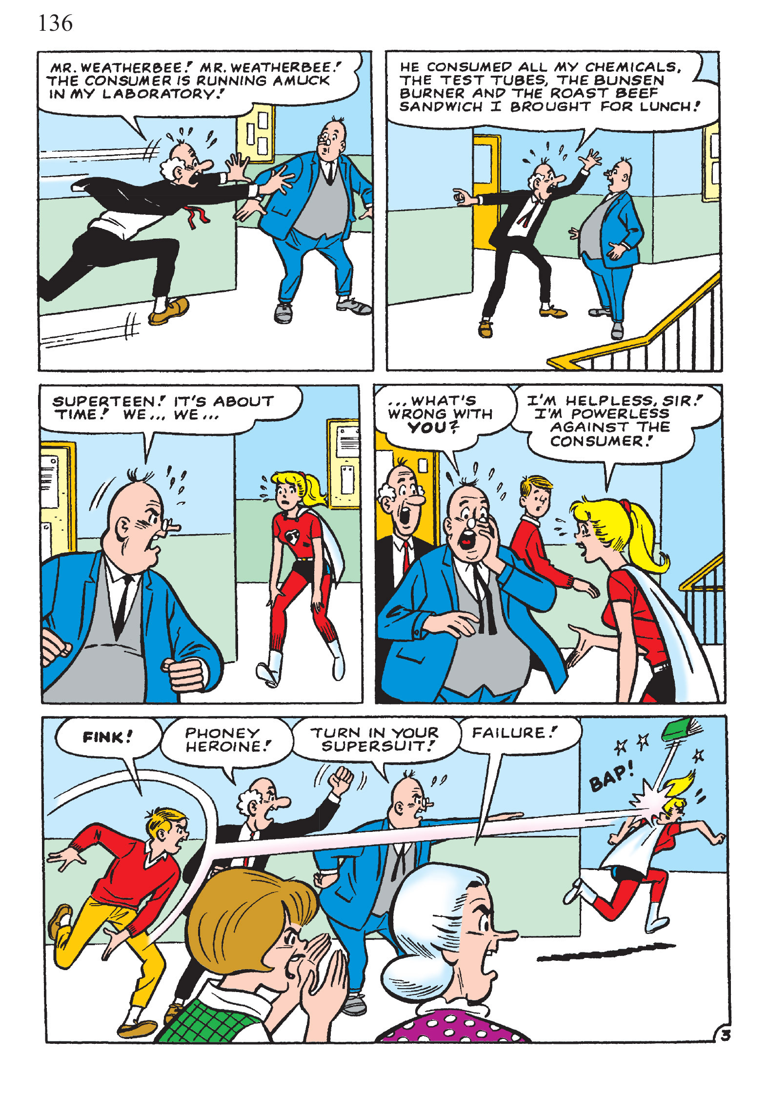 Read online The Best of Archie Comics comic -  Issue # TPB 2 (Part 1) - 138