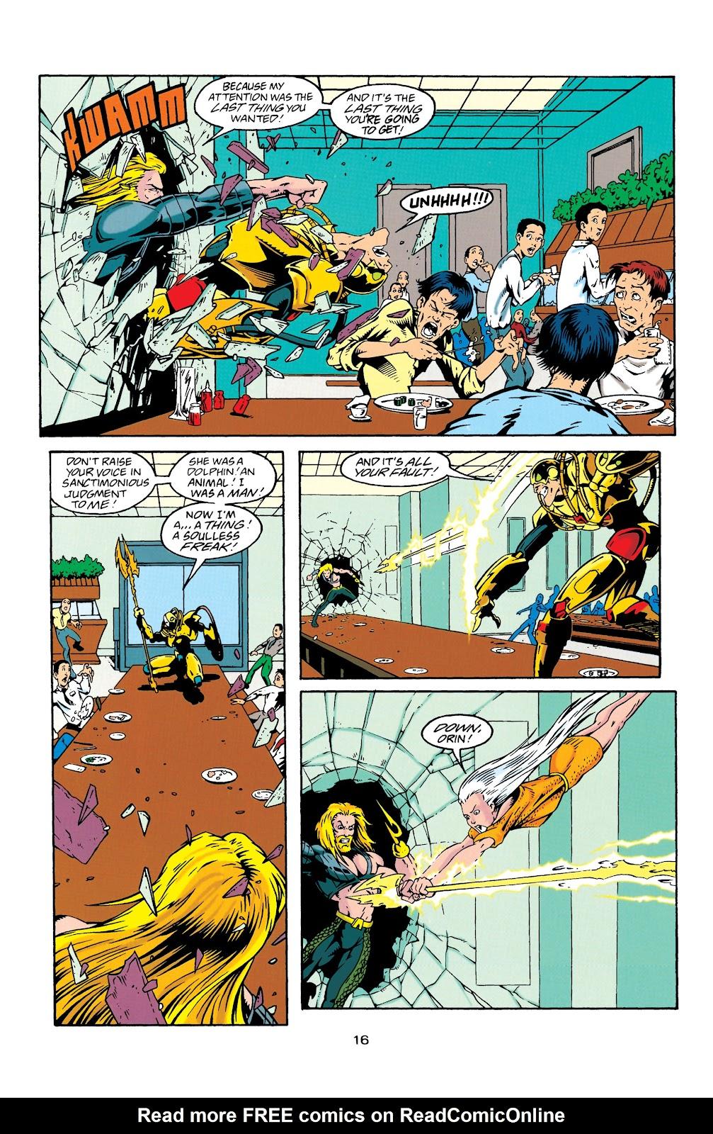 Aquaman (1994) Issue #27 #33 - English 17
