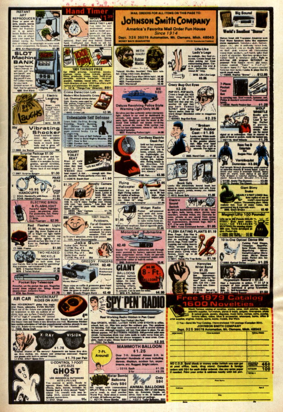 Read online Scary Tales comic -  Issue #22 - 35