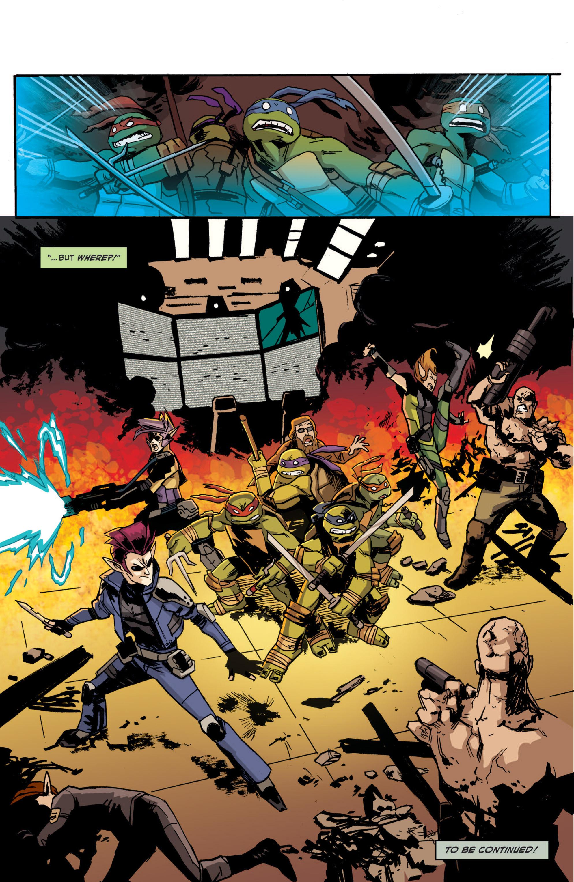 Teenage Mutant Ninja Turtles (2011) 17 Page 26