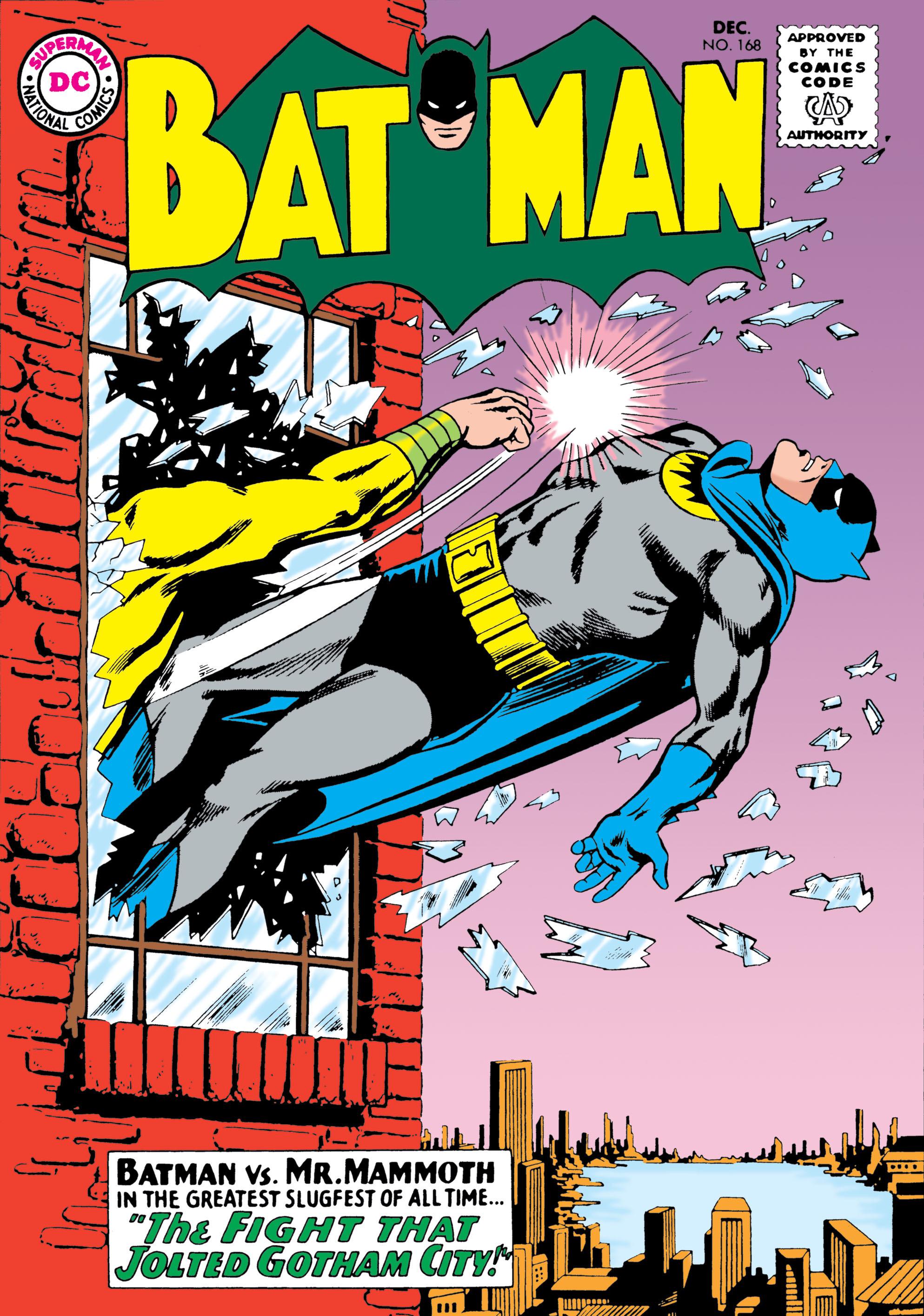 Batman (1940) 168 Page 1