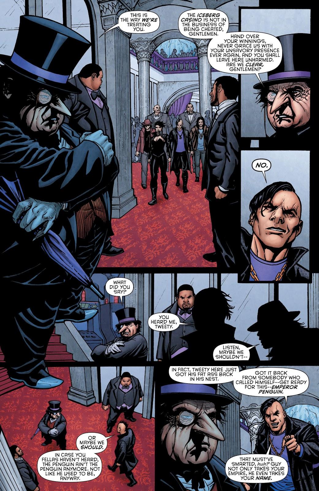 Batman (2011) Issue #23.3 #41 - English 5
