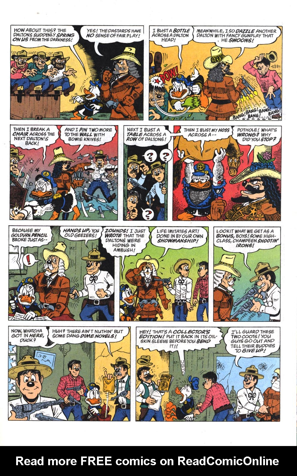 Uncle Scrooge (1953) Issue #306 #306 - English 19