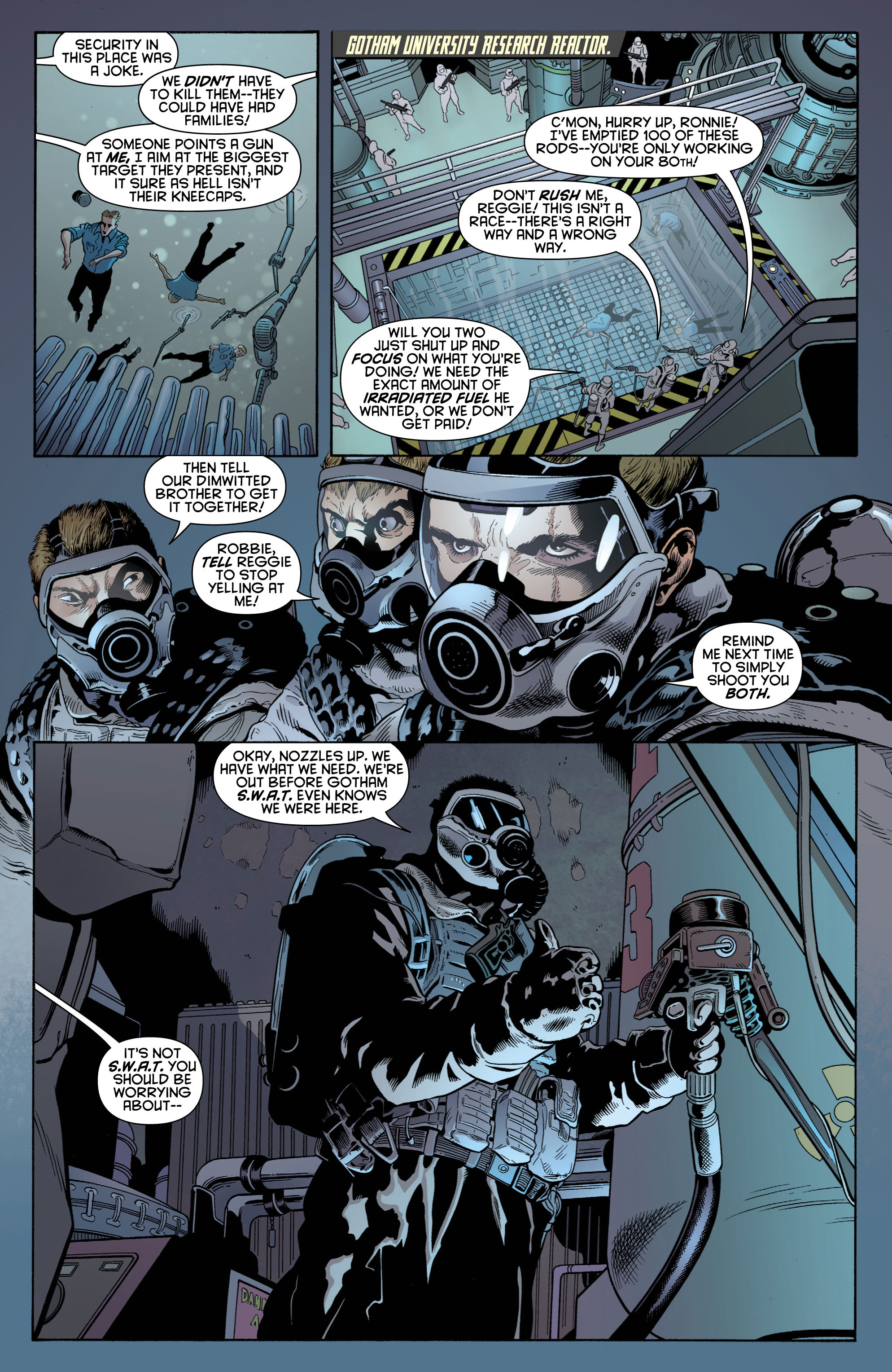 Batman and Robin (2011) chap 1 pic 17