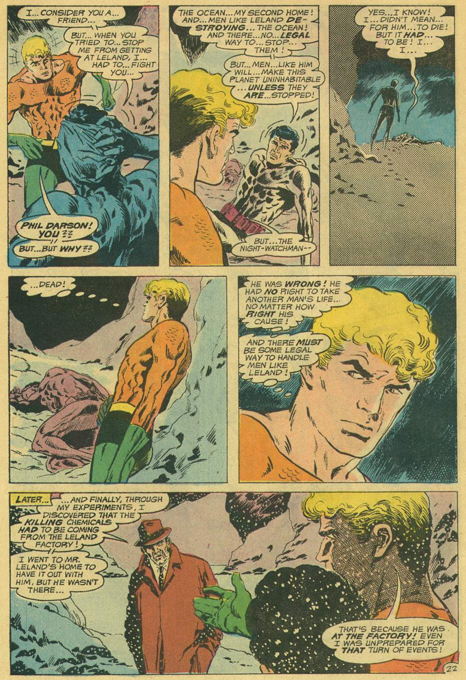 Aquaman (1962) Issue #49 #49 - English 30