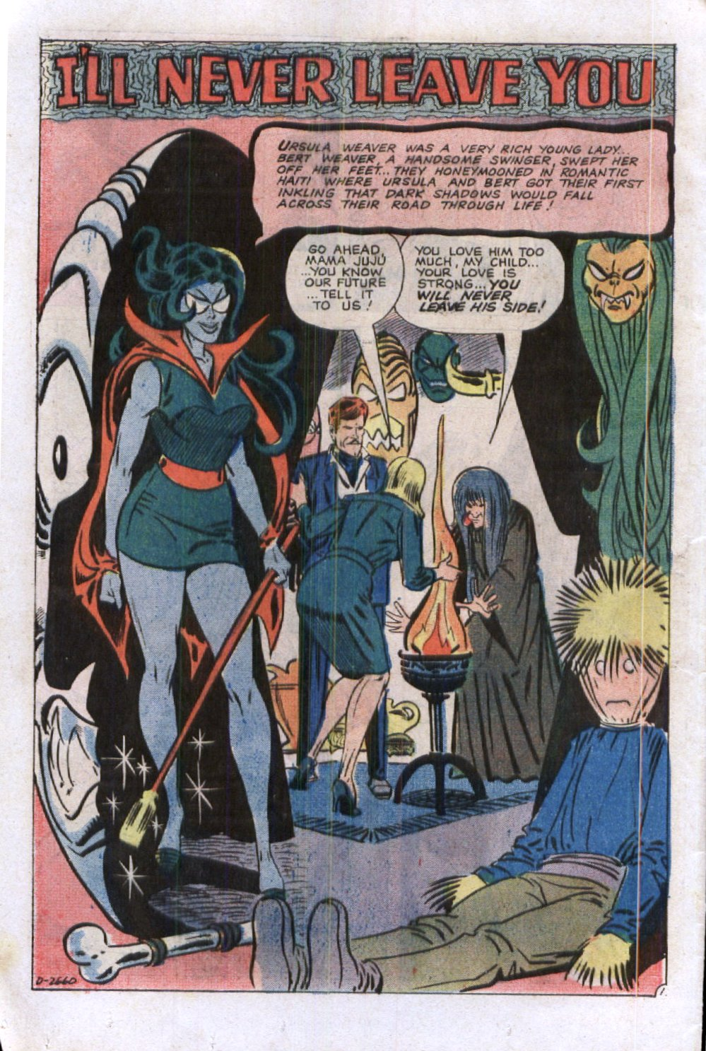 Read online Scary Tales comic -  Issue #16 - 12