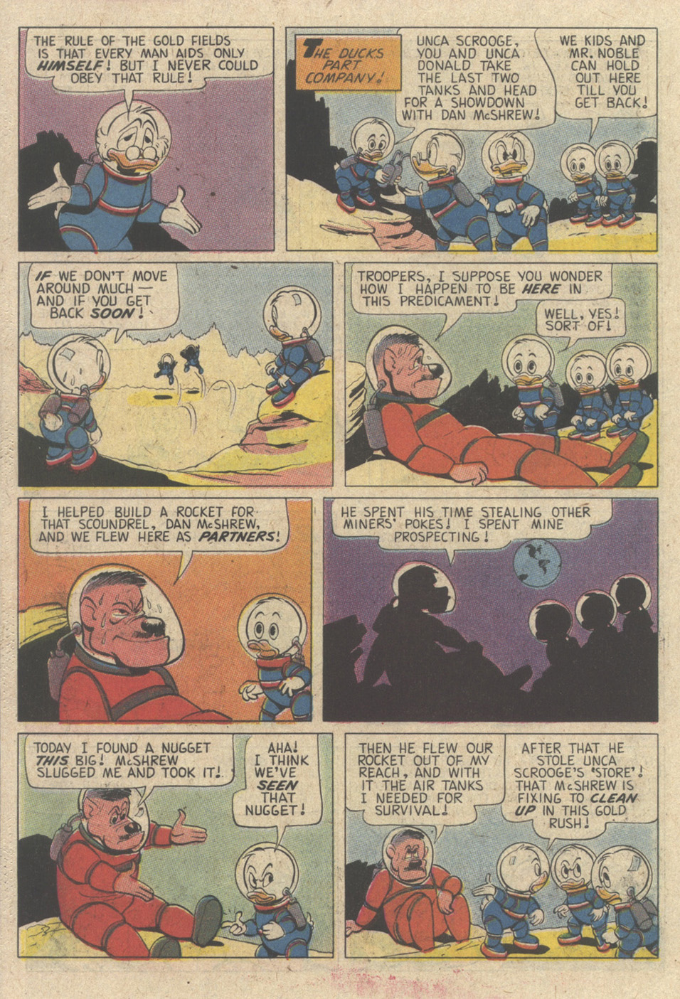 Uncle Scrooge (1953) Issue #242 #242 - English 62