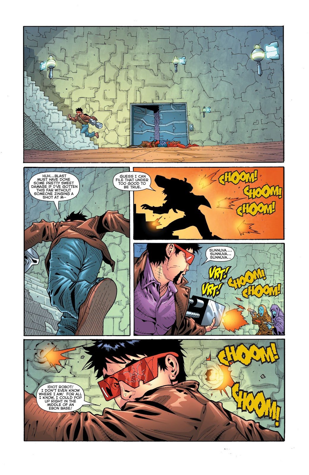 Threshold (2013) Issue #8 #8 - English 29