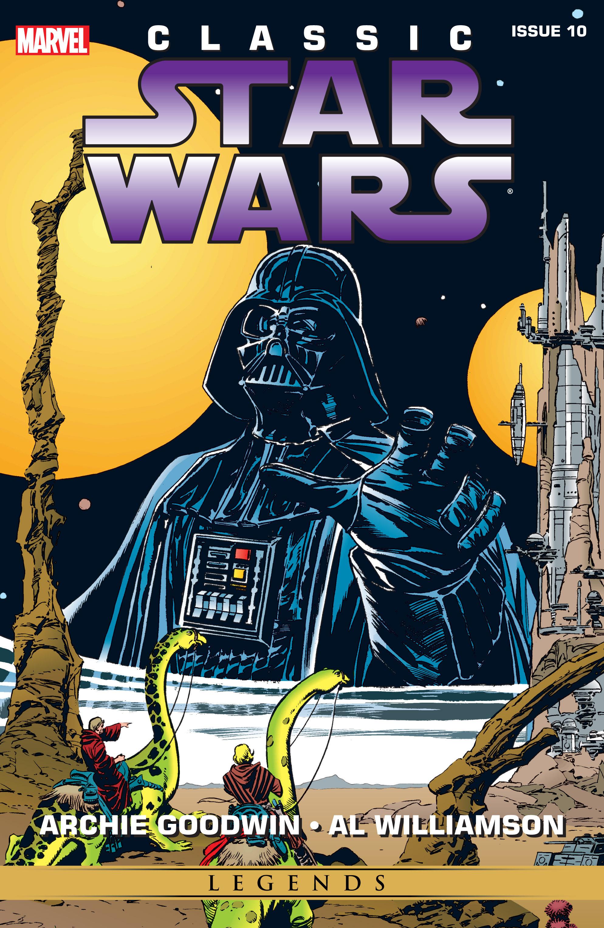 Classic Star Wars #10 #10 - English 1