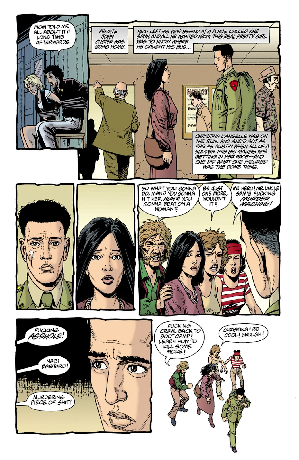Preacher Issue #9 #18 - English 4