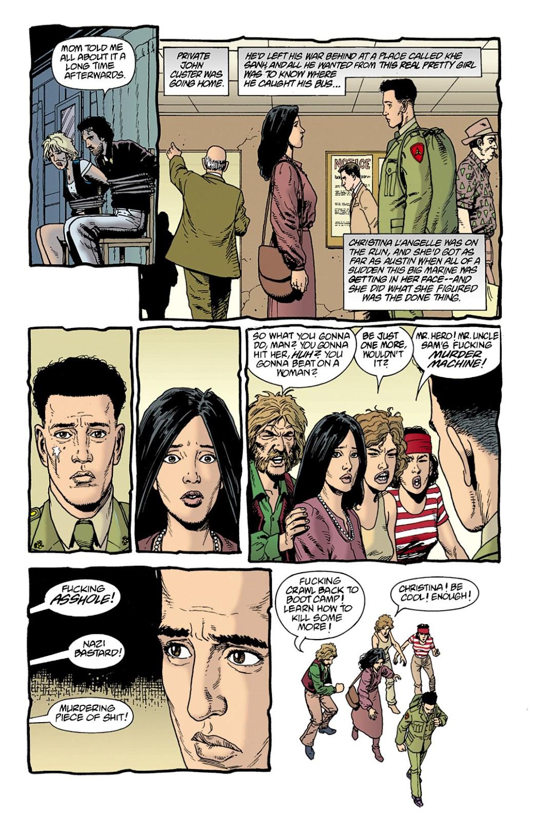 Preacher Issue #9 #18 - English 4