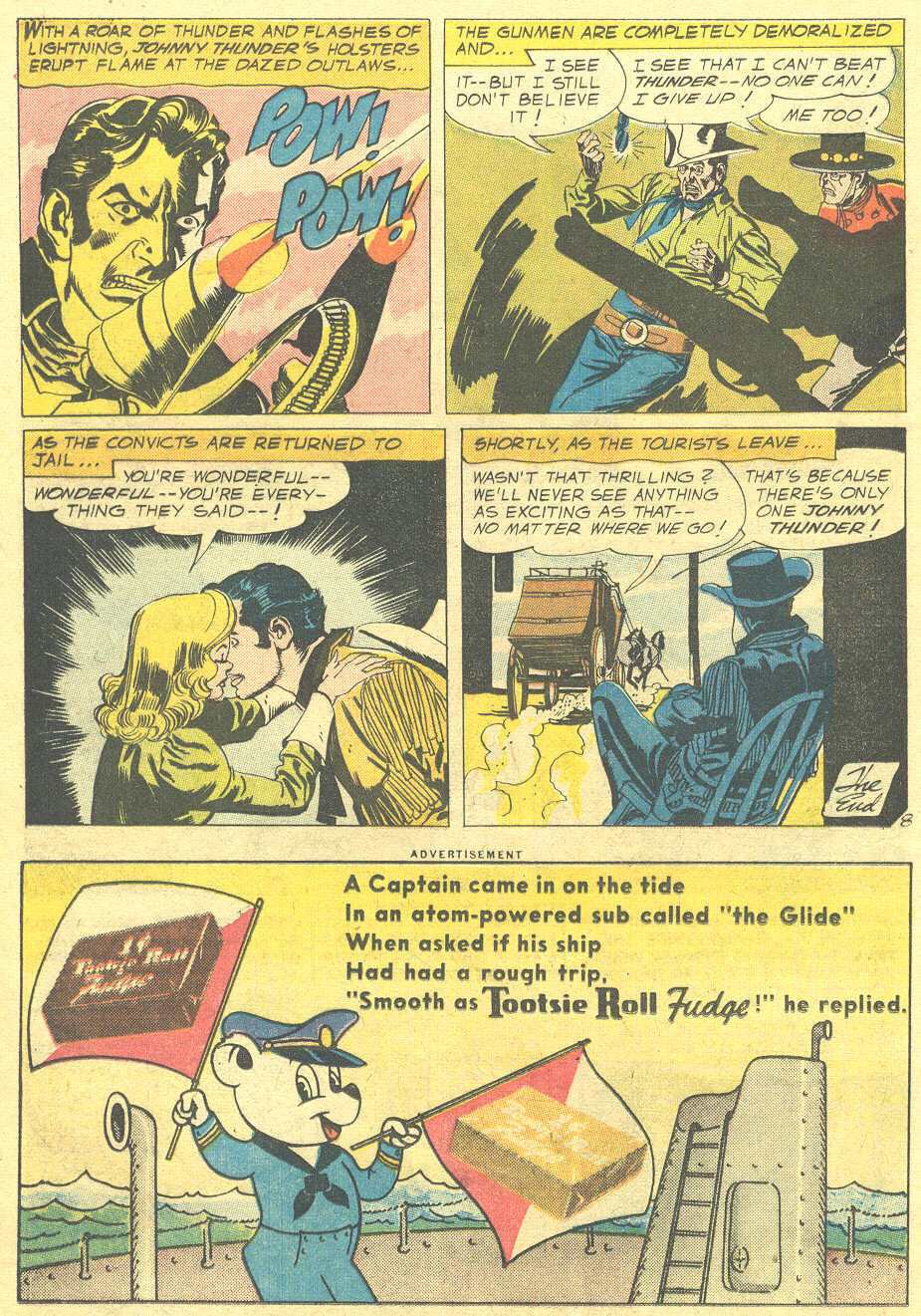 Read online All-Star Western (1951) comic -  Issue #105 - 32