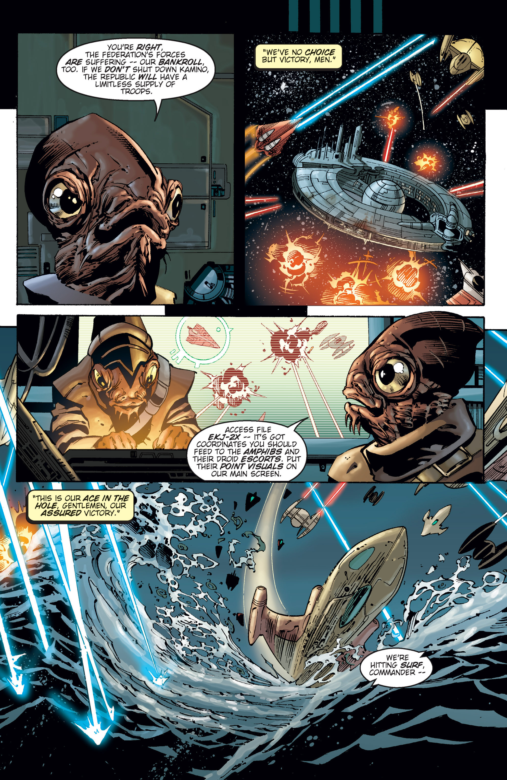 Star Wars Legends Epic Collection: The Clone Wars chap 1 pic 83