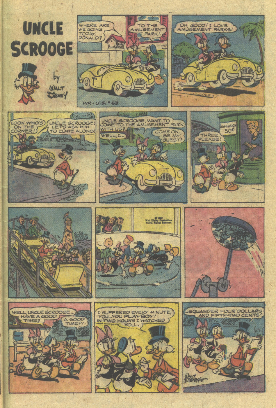Uncle Scrooge (1953) Issue #128 #128 - English 33