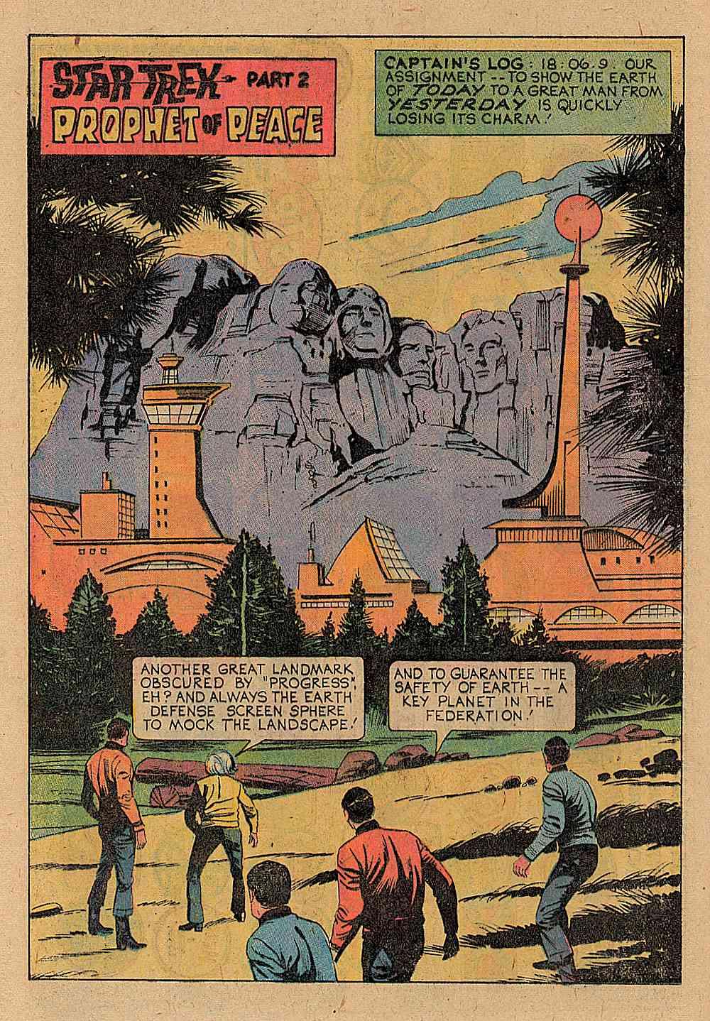 Star Trek (1967) Issue #39 #39 - English 14