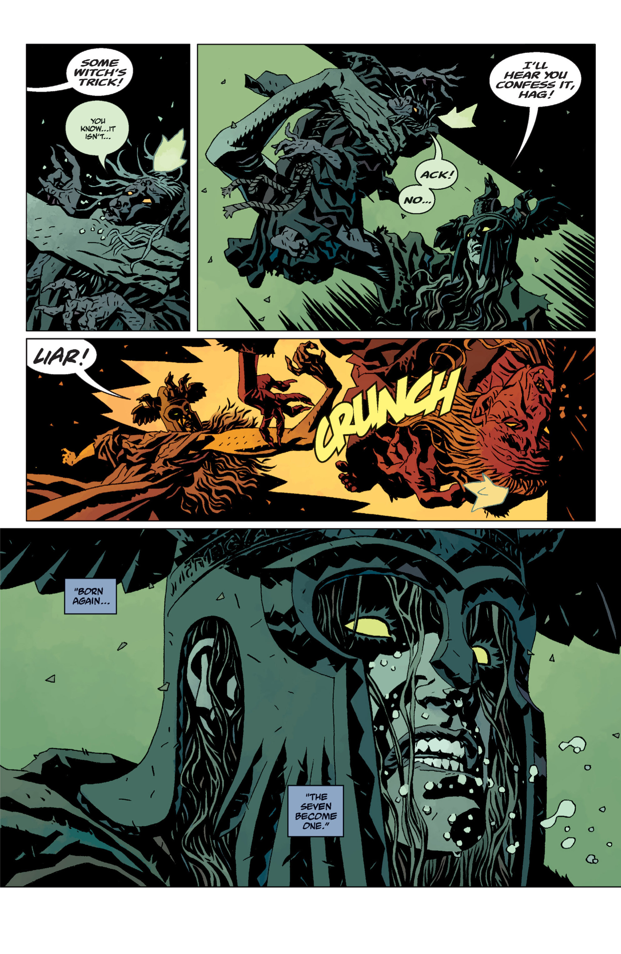 Hellboy chap 12 pic 84