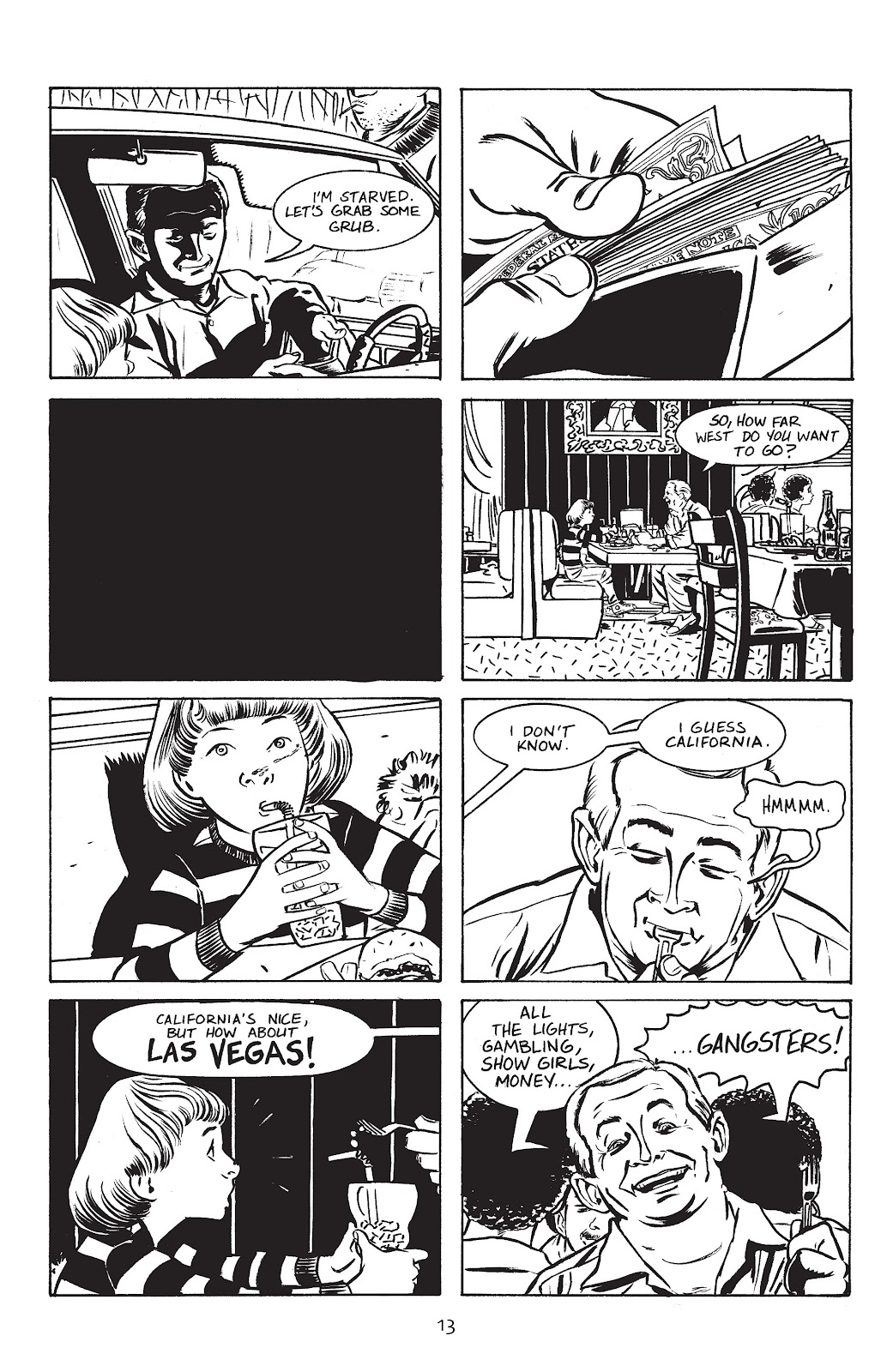 Stray Bullets Issue #4 #4 - English 15