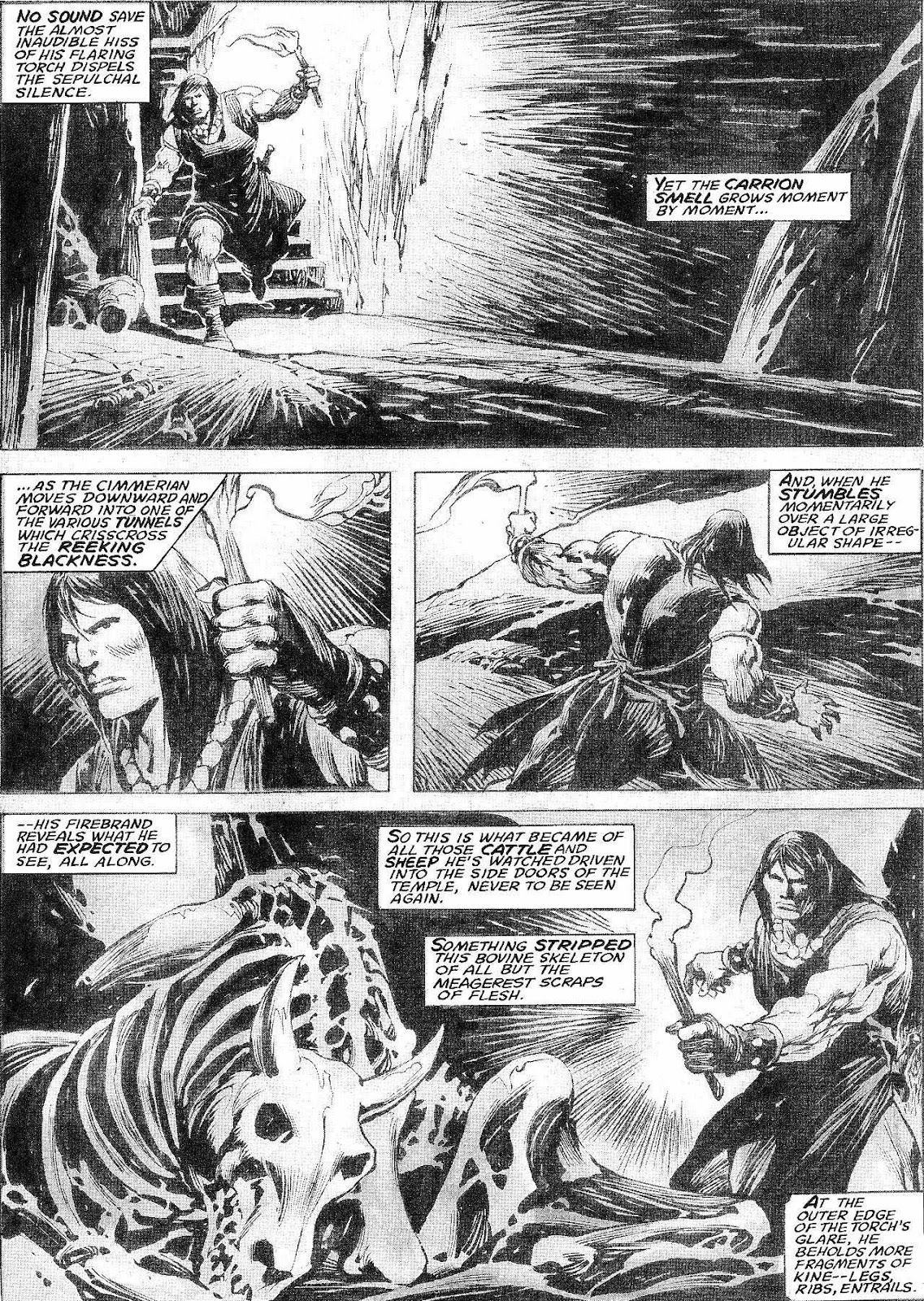 The Savage Sword Of Conan Issue #210 #211 - English 19