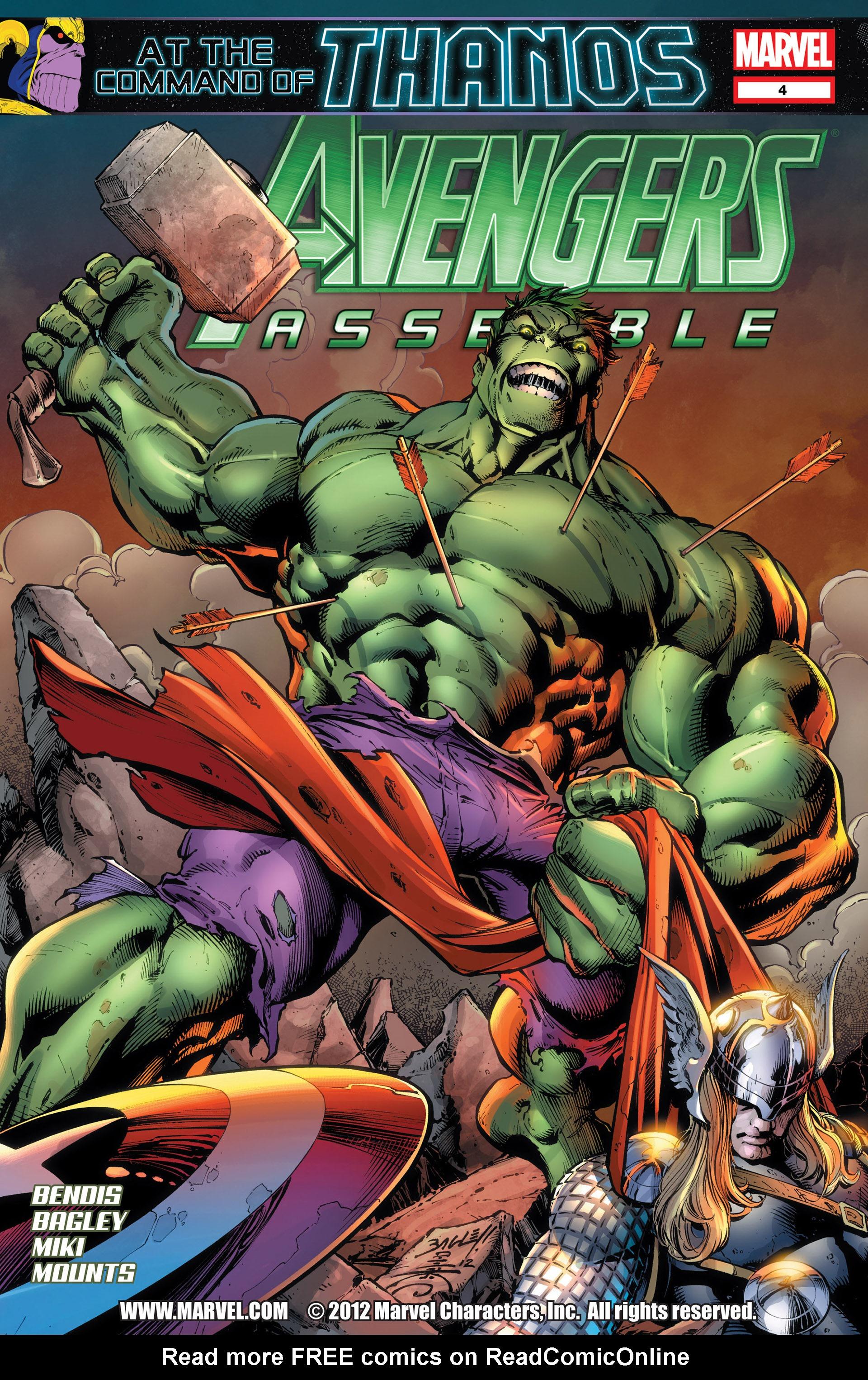 Avengers Assemble (2012) 4 Page 1