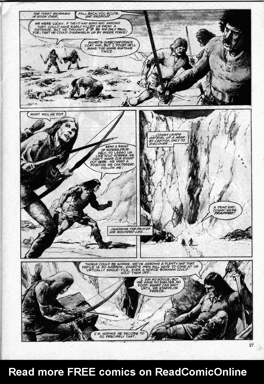 The Savage Sword Of Conan Issue #74 #75 - English 26