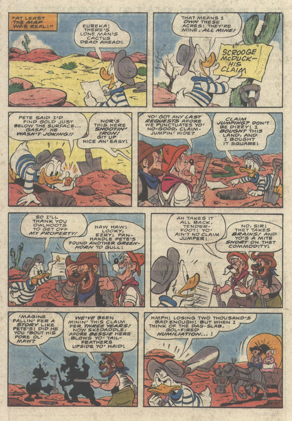 Uncle Scrooge (1953) Issue #232 #232 - English 28