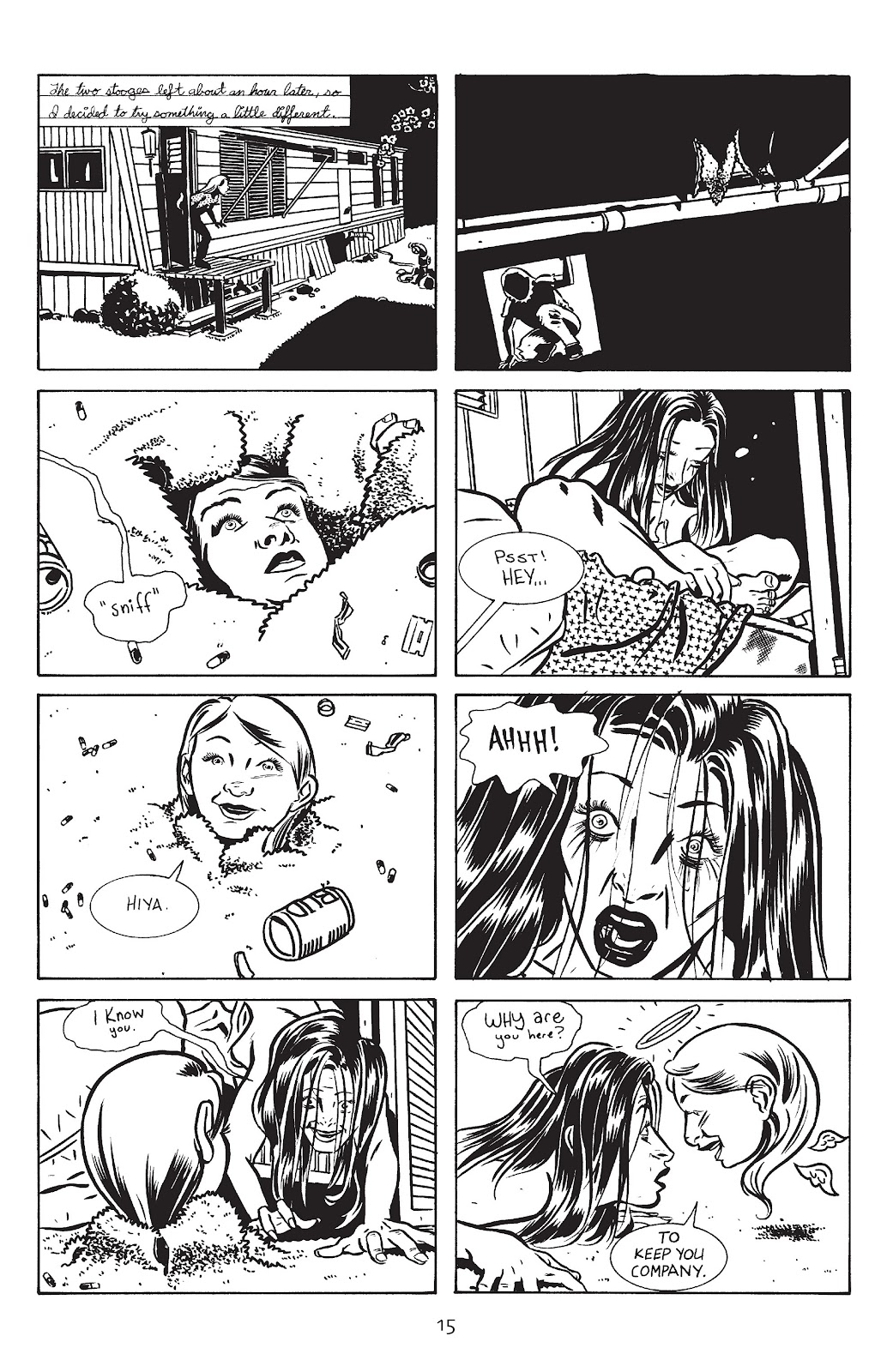 Stray Bullets Issue #13 #13 - English 17