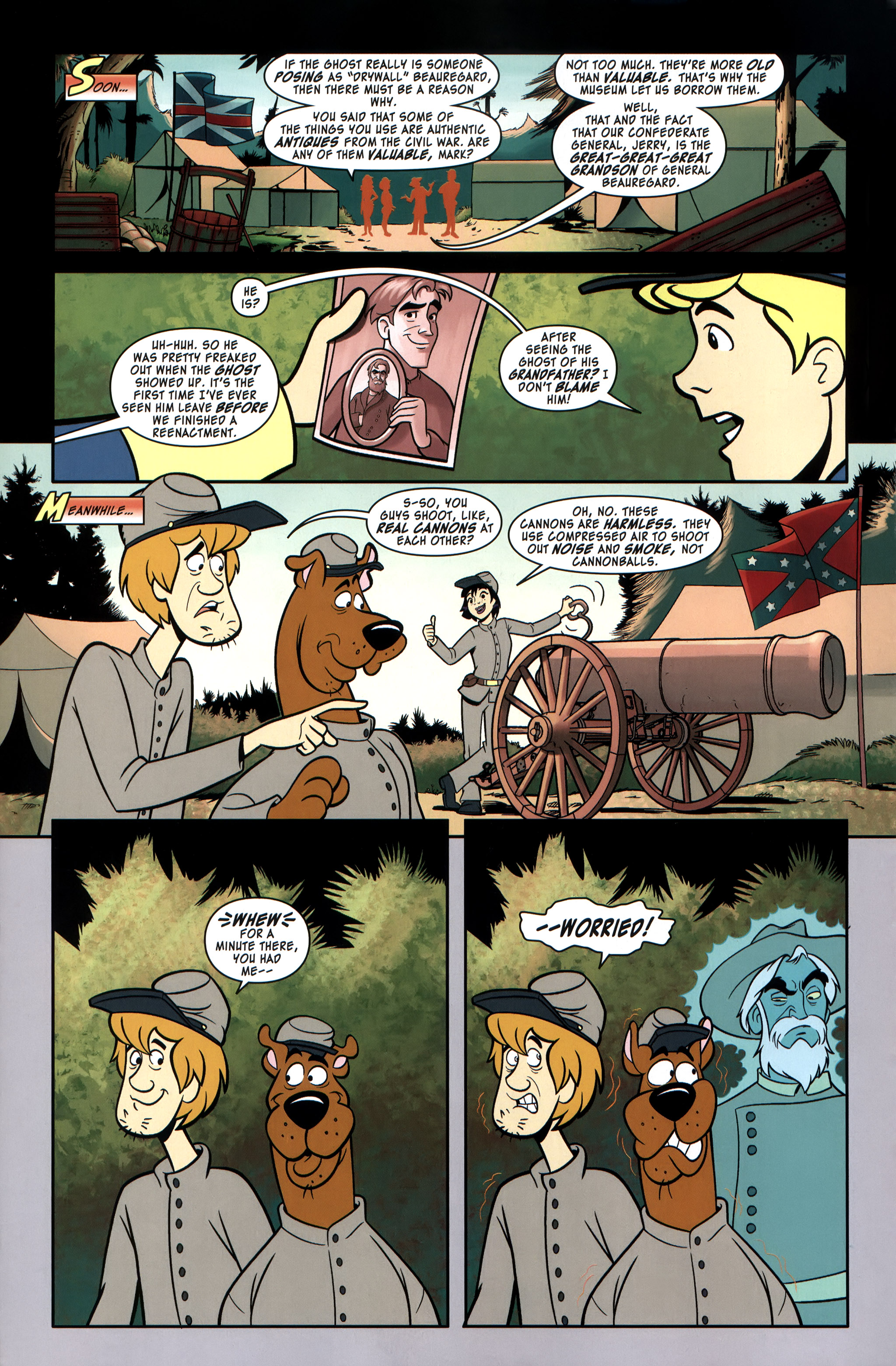 Read online Scooby-Doo: Where Are You? comic -  Issue #35 - 8