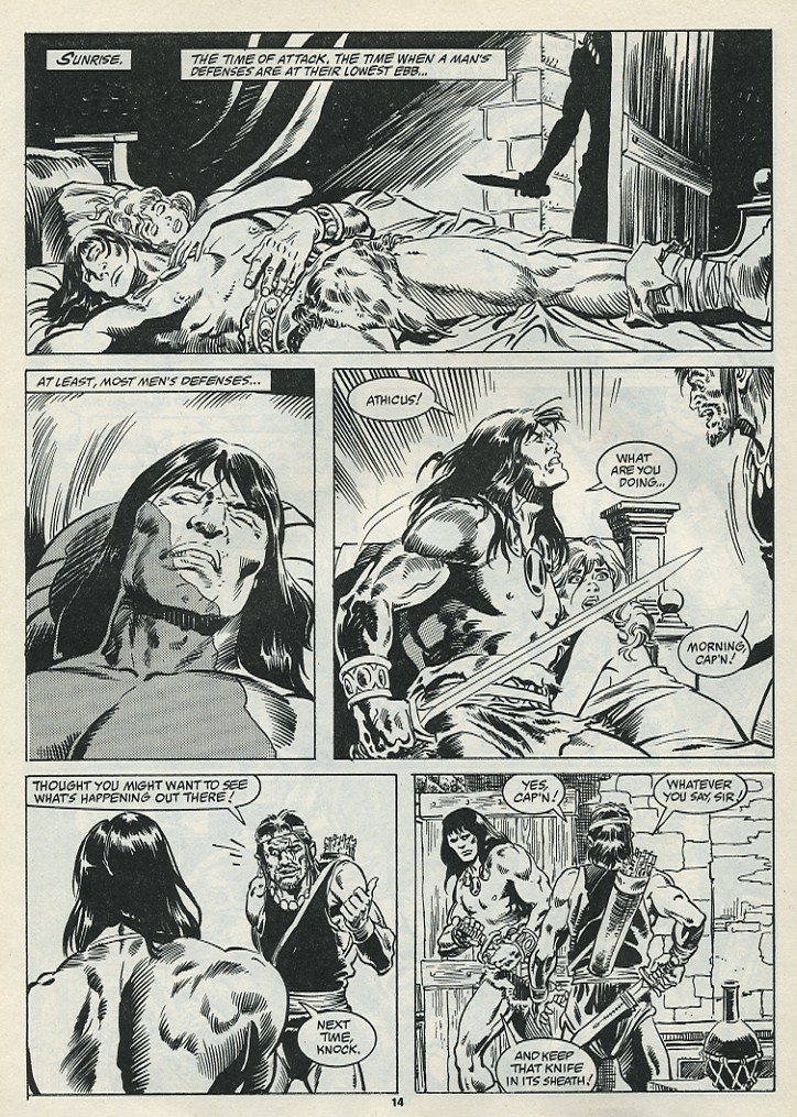 The Savage Sword Of Conan Issue #182 #183 - English 16