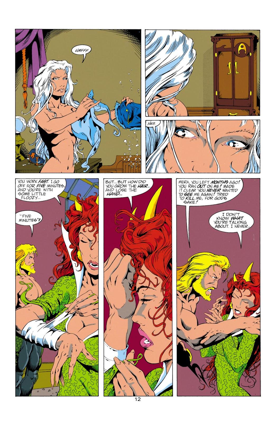 Aquaman (1994) Issue #12 #18 - English 13