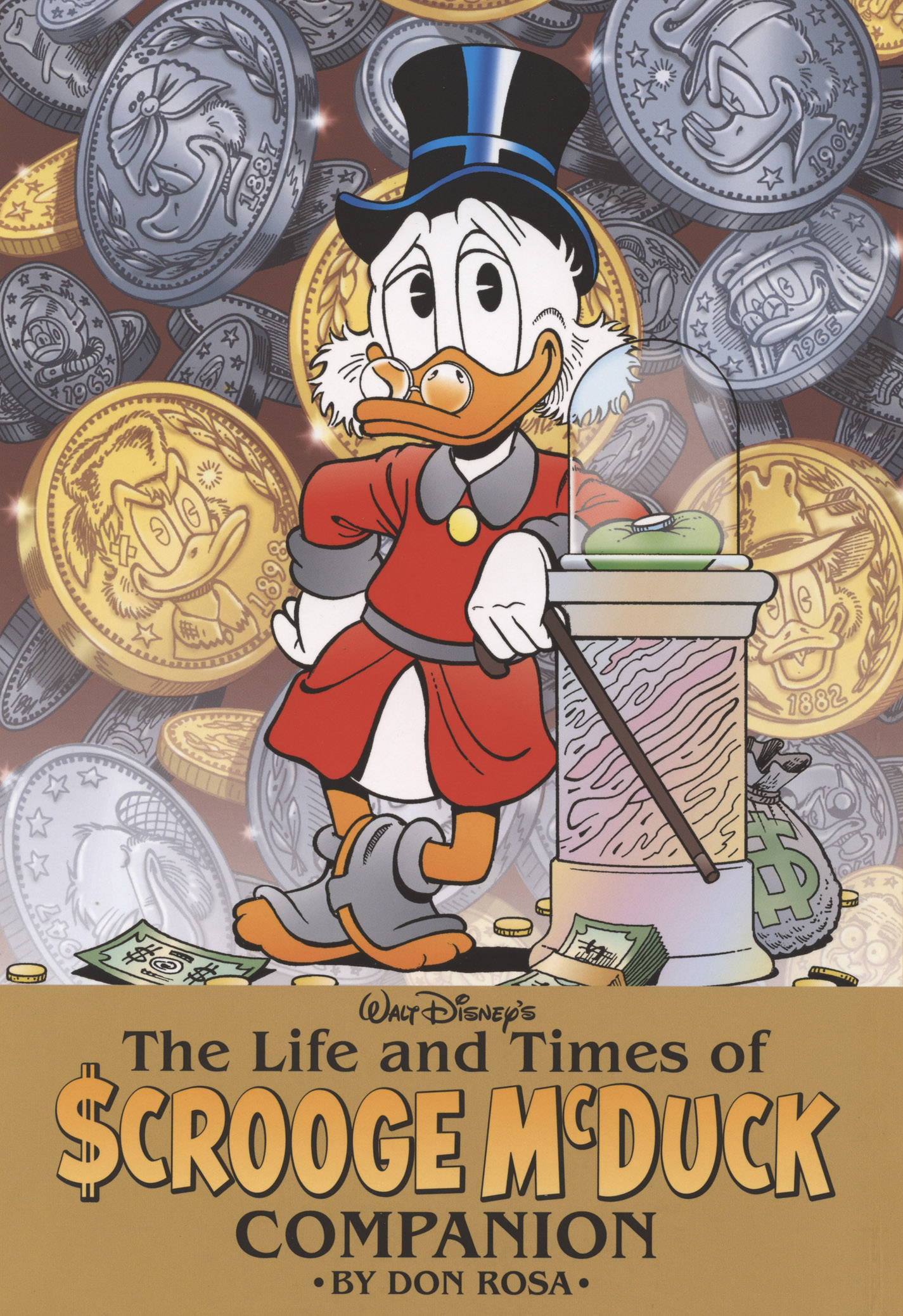 The Life and Times of Scrooge McDuck (2005) 2 Page 1