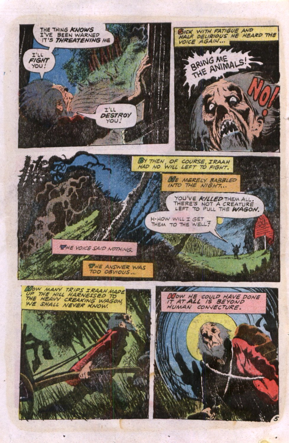 Read online Scary Tales comic -  Issue #33 - 20