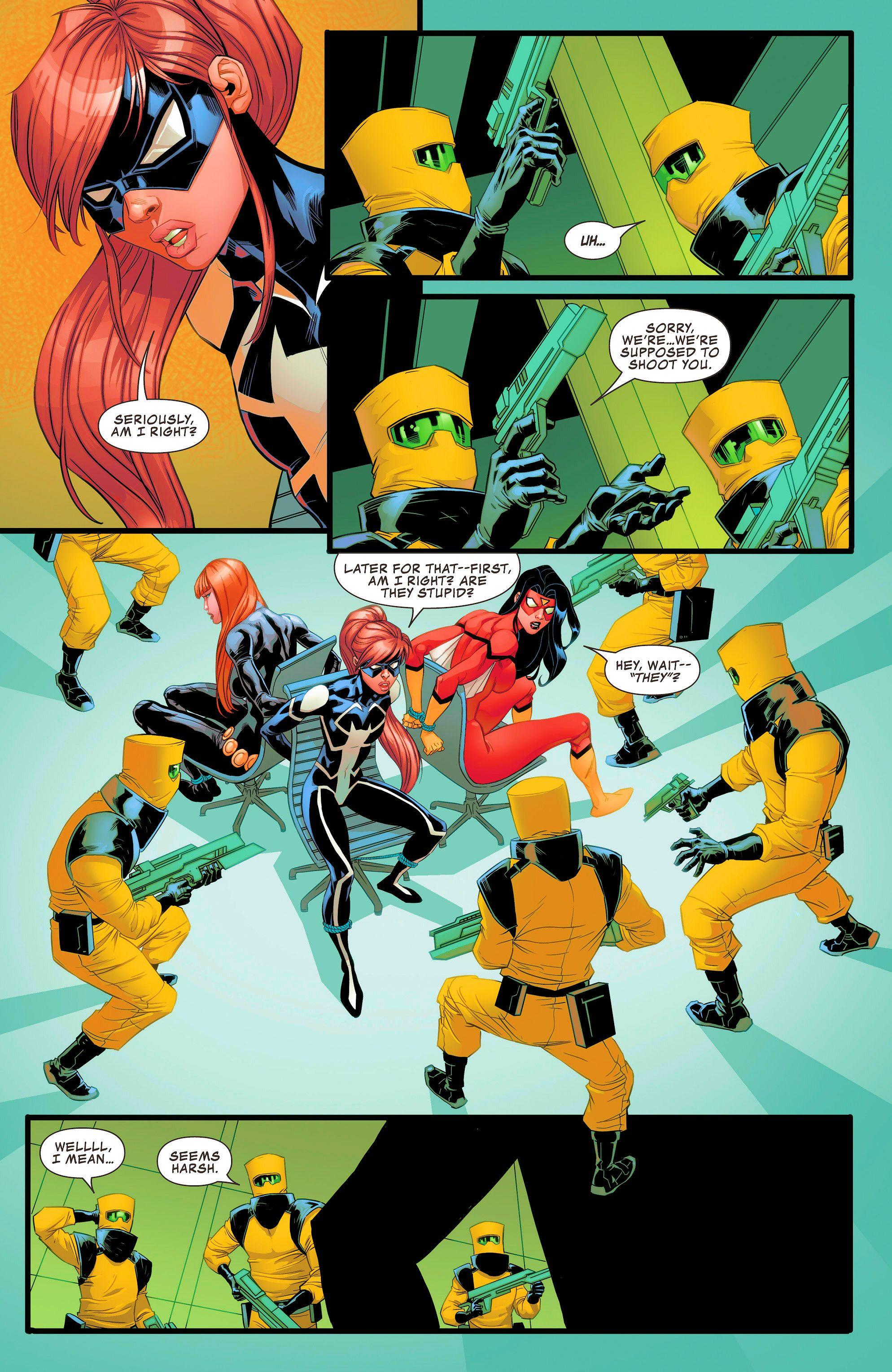 Read online Avengers Assemble (2012) comic -  Issue #22 - 7