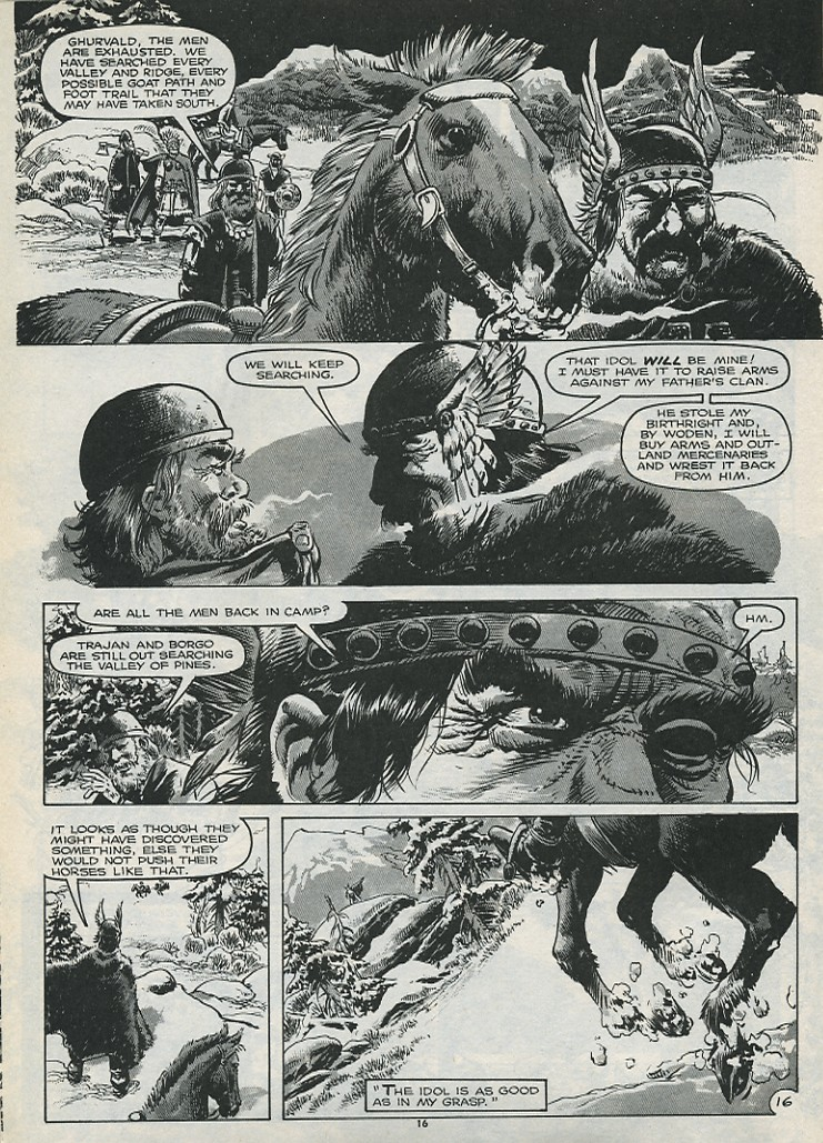 The Savage Sword Of Conan Issue #179 #180 - English 18
