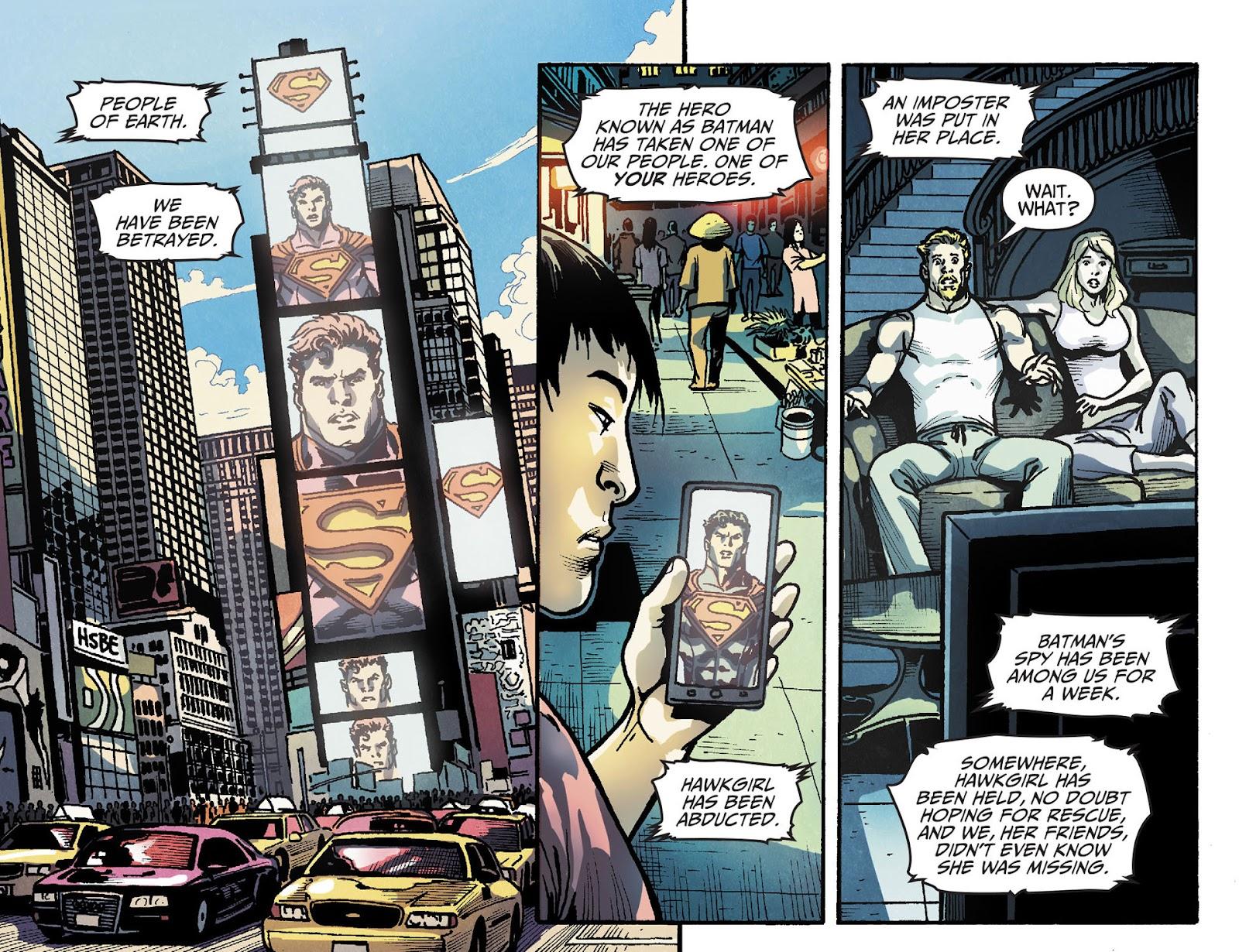 Injustice: Gods Among Us [I] Issue #28 #29 - English 7