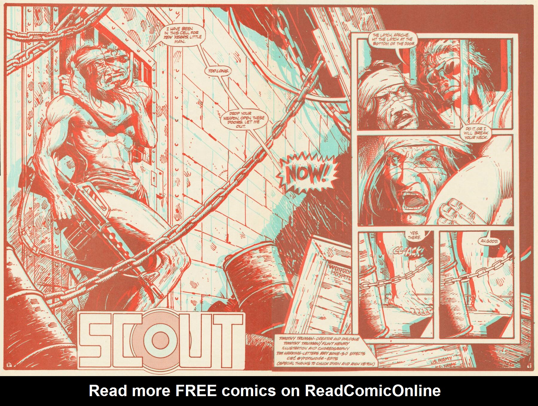 Read online Scout comic -  Issue #16 - 4