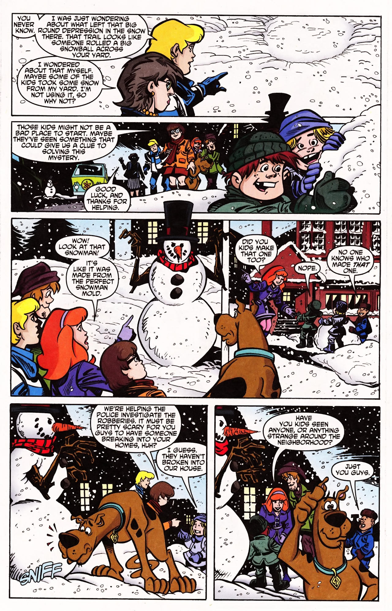 Read online Scooby-Doo (1997) comic -  Issue #140 - 4