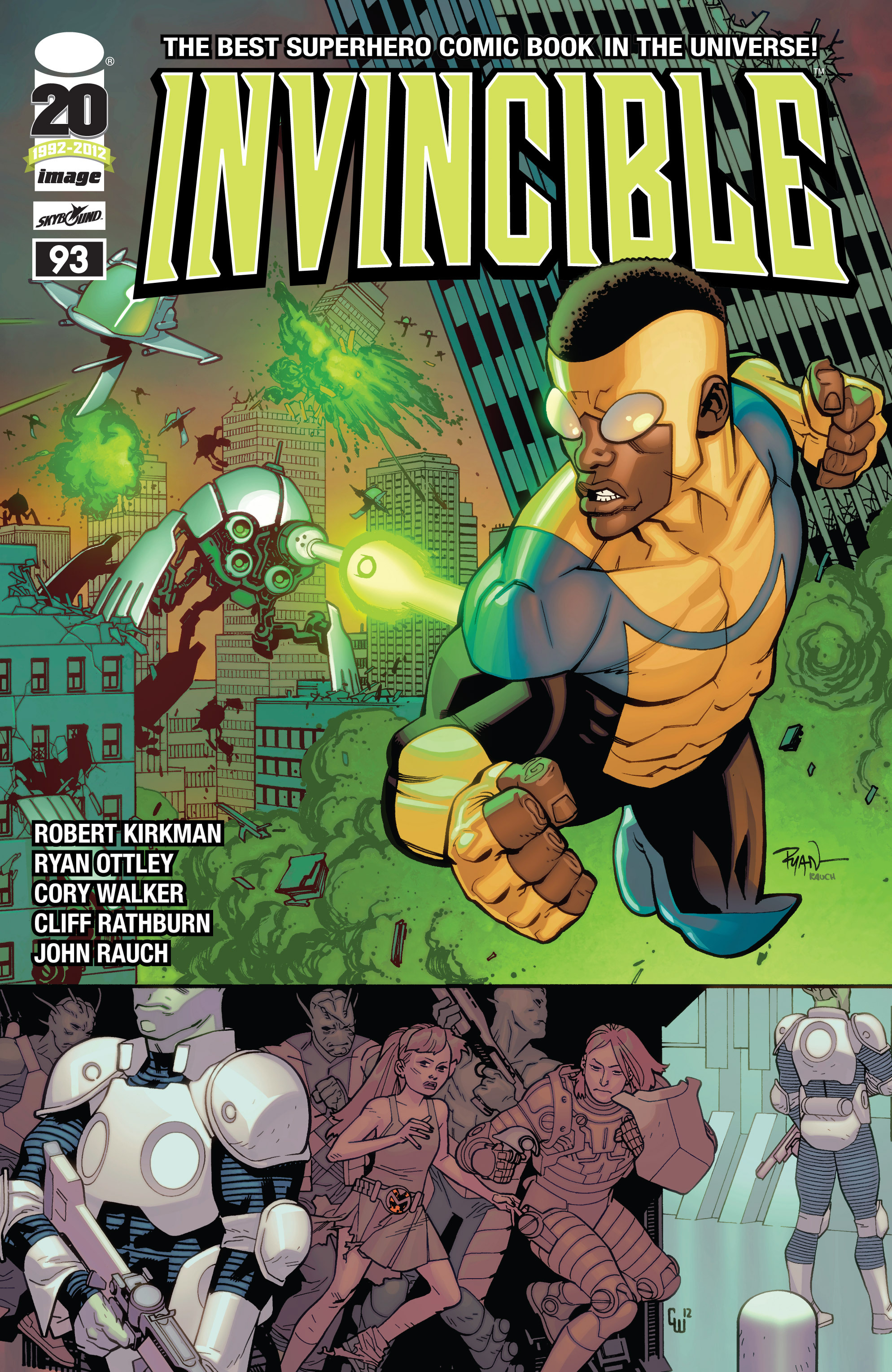 Invincible 93 Page 1