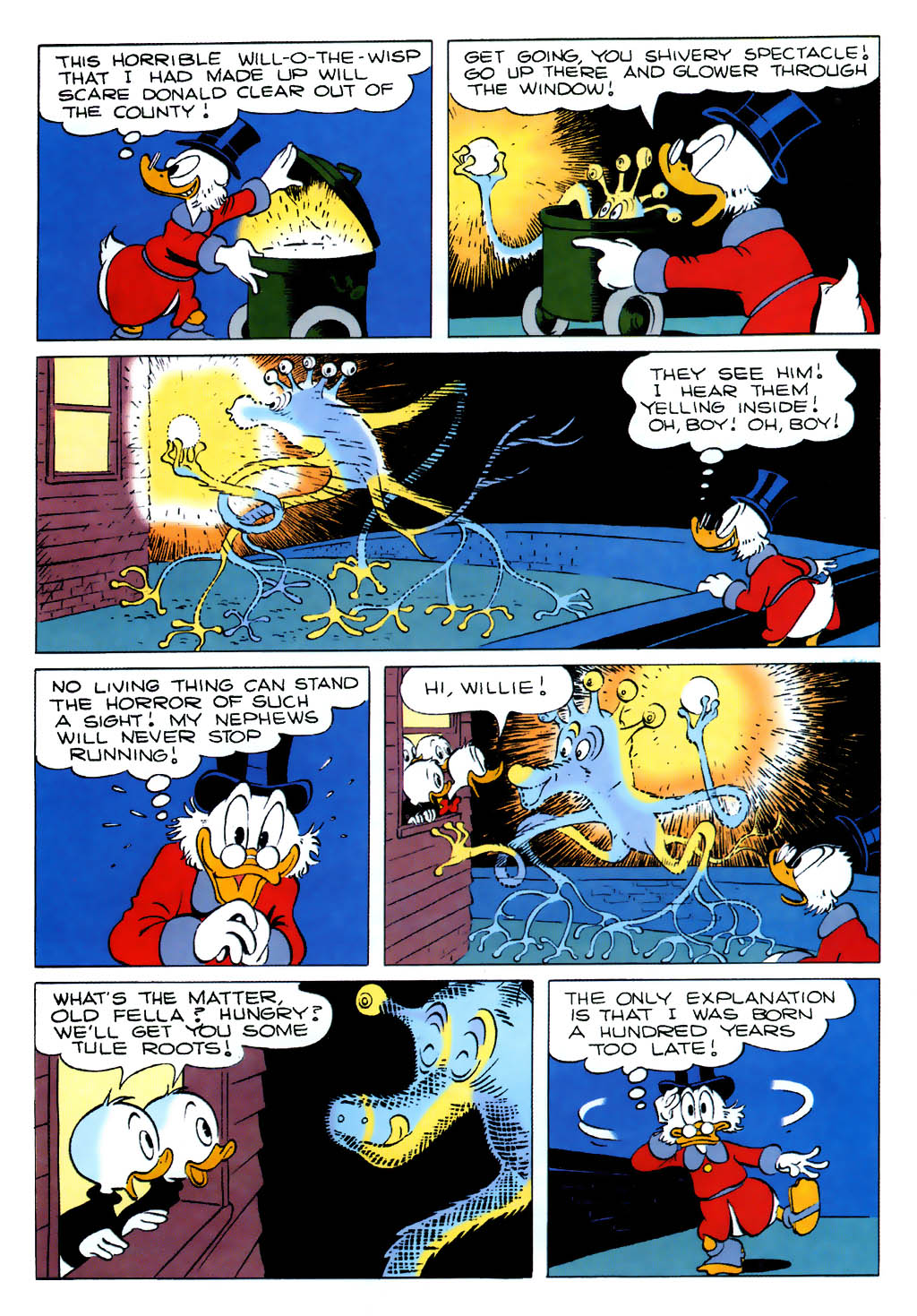 Uncle Scrooge (1953) Issue #322 #322 - English 61